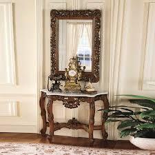 unique entryway furniture. image of entryway mirror design elegant unique furniture