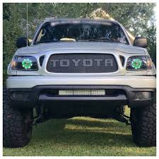 2001 - 2004 Toyota Tacoma Mesh Grille Insert | The new yota ...