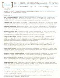 Old Fashioned Resume How To Write Double Major Composition