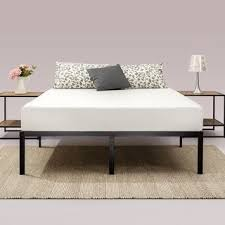 Priage 14-inch Classic Metal Platform Bed Frame Buy Bed, Twin Online at Overstock.com | Our Best Bedroom