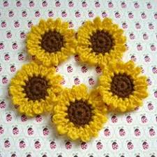 Crochet Sunflower Pattern Gorgeous 48 Free Crochet Sunflower Patterns48 Crochet Pinterest