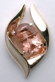 designer oregon sunstone pendant
