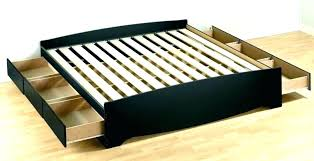 king size platform bed with drawers. Contemporary Platform King Size Platform Bed Frame With Storage Beds Metal Wood Slats To King Size Platform Bed With Drawers N