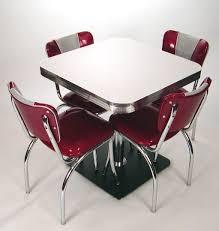 Retro Style Kitchen Table Table Cuisine Retro Cuisine Dessin Table Vintage De Large