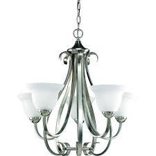 ceiling lights brushed nickel drum chandelier brushed nickel and crystal chandelier home depot brushed nickel