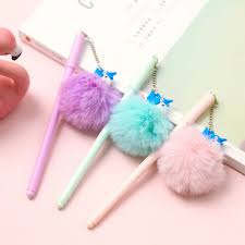 <b>20pcs</b>/<b>lot Creative</b> stationery wholesale Korea lovely ball point pen ...