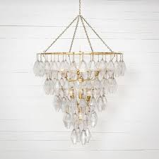 black chandelier crystal waterfall grand waterfall gold crystals chandelier