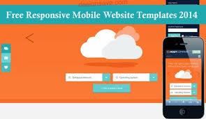 Mobile Website Templates New Best Free Design Website Templates 28 Best Free Responsive Mobile