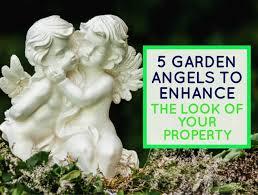 5 garden angels to enhance the look of