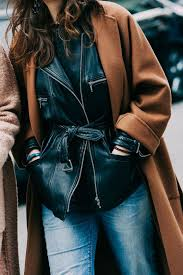 some trends are too good to leave behind but as everything that gets worn so much the biker jacket these days feels a little too usual not to say casual