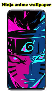 ninja anime wallpaper hd for Android ...
