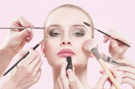 how to apply wedding makeup ideas