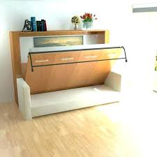 murphy bed with sofa. Murphy Bed With Couch Sofa Extraordinary Horizontal Combo . D