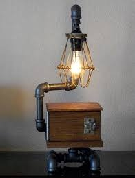 industrial pipe lighting. AD-Interesting-Industrial-Pipe-Lamp-Design-Ideas-20- Industrial Pipe Lighting