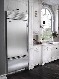 built in refrigerator. Delighful Built SubZero BI36USTH  Kitchen View In Built Refrigerator E