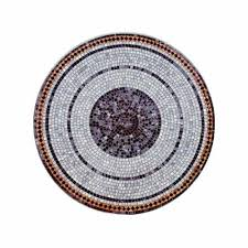 stone planet granite round table top size 48 48 inches