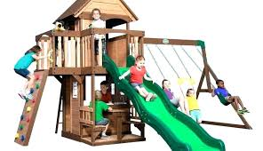 menards playset menards playset anchor menards highland bronze playset