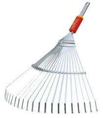 garden rake. wolf-garten 3535004 garden rake