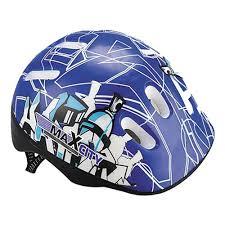 <b>Шлем</b> для роллеров MaxCity BABY CITY <b>синий р</b>.S — купить в ...