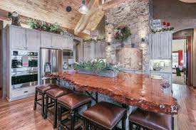 live edge wood countertops for