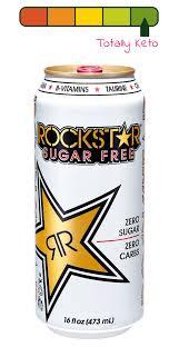 Rockstar Roasted Coffee Energy Light Vanilla Rockstars Sugar Free Variety Provides A Caffeine Boost