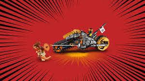 LEGO NINJAGO® 70672 Cole's crossmotor   Uw speelgoed en LEGO specialist