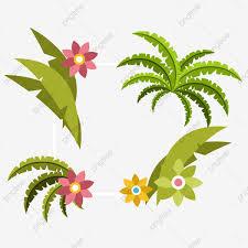 夏至 夏 花 植物 花 夏休み夏夏熱帯植物無料バックル素材 夏至画像素材の