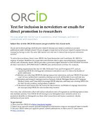 Newsletter Orcid Text Text Newsletter About xw1qYI1r