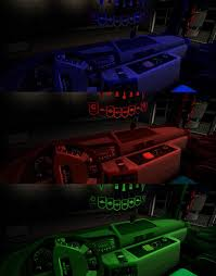 Freightliner Interior Lights Interior Lights Animated V0 5 Beta Ets2 Mods Euro Truck