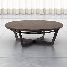 verdad wood top coffee table reviews