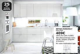 Meuble Cuisine Ikea Metod Montage Meubles De