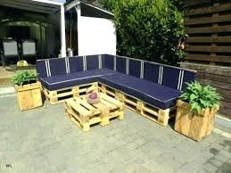 outside furniture made from pallets. Pallets Garden Furniture Made Fro. Best Outside From D
