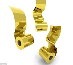 gold flake toilet paper. toilet paper man told mail online that as yet, no one has bought the roll gold flake e
