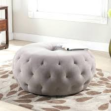 beige tufted ottoman round tufted ottoman coffee table beige tufted rectangle ottoman coffee table astounding