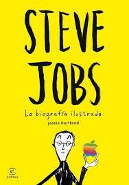Pasajes Libreria Internacional Steve Jobs La Biografia Ilustrada