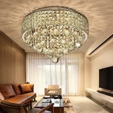 N3 Lighting Lüster Kristall Deckenleuchte Modern Design