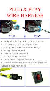 depo 01 05 chrysler pt cruiser replacement fog light set wiring Pt Cruiser Wire Harness Pt Cruiser Wire Harness #42 pt cruiser wire harness problems