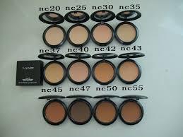 mac studio fix powder plus foundation 12 color whole