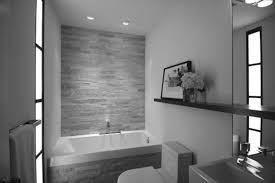 bathroom remodel gray. Gray And White Small Bathroom Ideas With Wall Shelf Recessed Lights Remodel