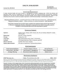 Network Administrator Resume Admin Resume Network Administrator