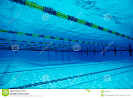 lanes in swimming pool
