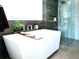 modern bathtub shower combo contemporary full size of bathroom showers sizes with combination