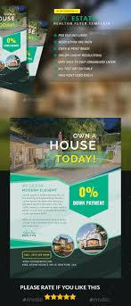 real estate realtor flyer template by daatcreations graphicriver real estate realtor flyer template flyers print templates