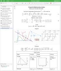 full view of mathematics editor