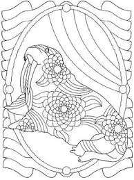 Small Picture 43 best Animals Coloring Pages For Adults images on Pinterest