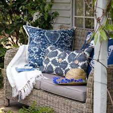decorating with wicker furniture. relaxed garden seating decorating ideas wicker furniture housetohomecouk with