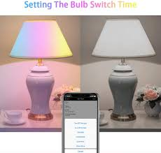Hao Deng Lights Haodeng Bluetooth Mesh Smart Bulb Group Control No Hub