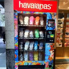 Havaianas Vending Machine Locations Gorgeous Havaianas Vending Machine Sydney Austrália Havaianas Flickr