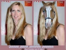 horse face person. Interesting Person With Horse Face Person