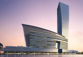 ingersoll rand headquarters. a rendering of u-bora tower in business bay, dubai, home to ingersoll rand\u0027s new regional hq. rand headquarters